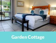 Semi Self-Catering Garden Cottage