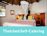 Self-Catering Thatched Roof Unit